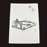 Littlemill Distillery stampa