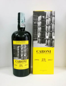 Caroni 1994 23yo 100 proof
