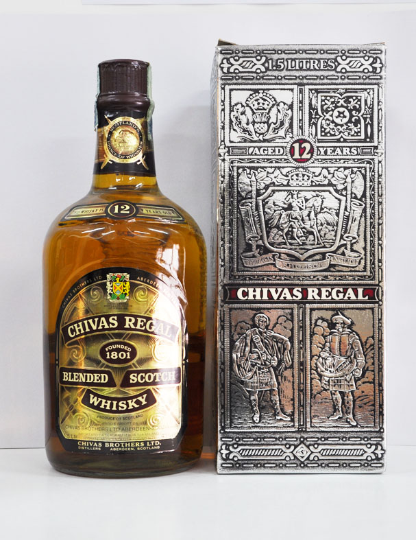 Chivas Regal 12yo 1e5