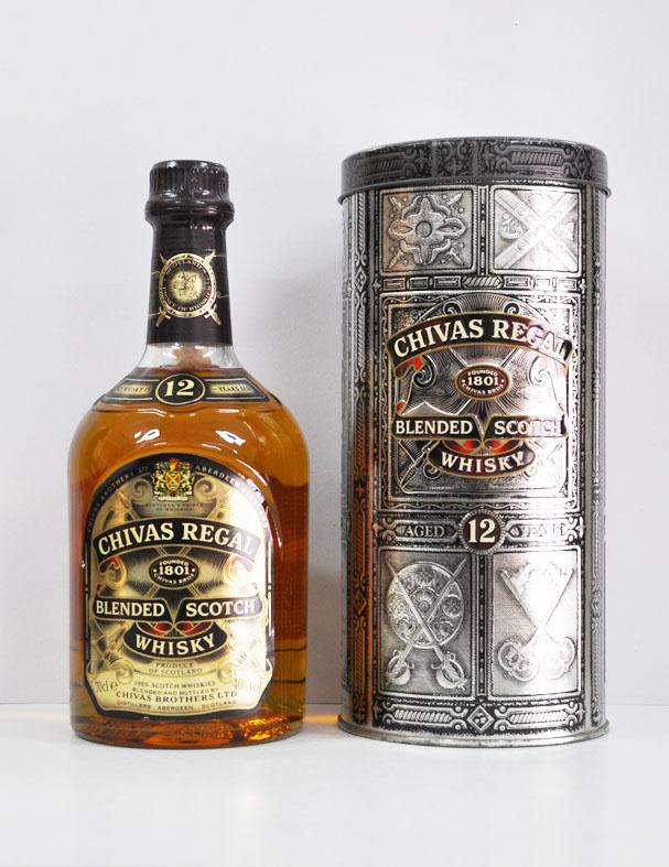 Chivas Regal 12yo 70cl